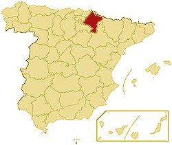 Sightseeing In Autonomous Community Navarre Guide Spain Com