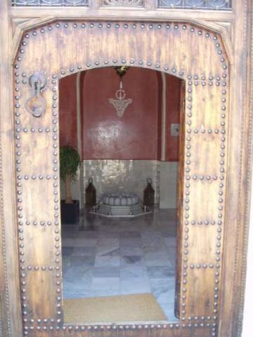 Hammam Andalusi Arabic Baths Municipality Of Jerez De La