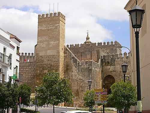 Carmona alcazar de arriba municipality of carmona - Puerta de sevilla carmona ...
